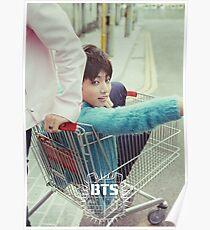 Póster BTS / Bangtan Sonyeondan - Jungkook Teaser # 2