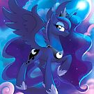 Princess Luna by EchoesLight