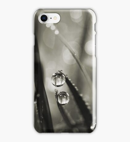 Rain Sparkles iPhone Case/Skin