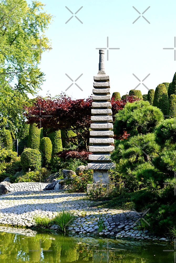 Japanese Garden by Vac1