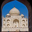 Taj Mahal (III) by Konstantinos Arvanitopoulos