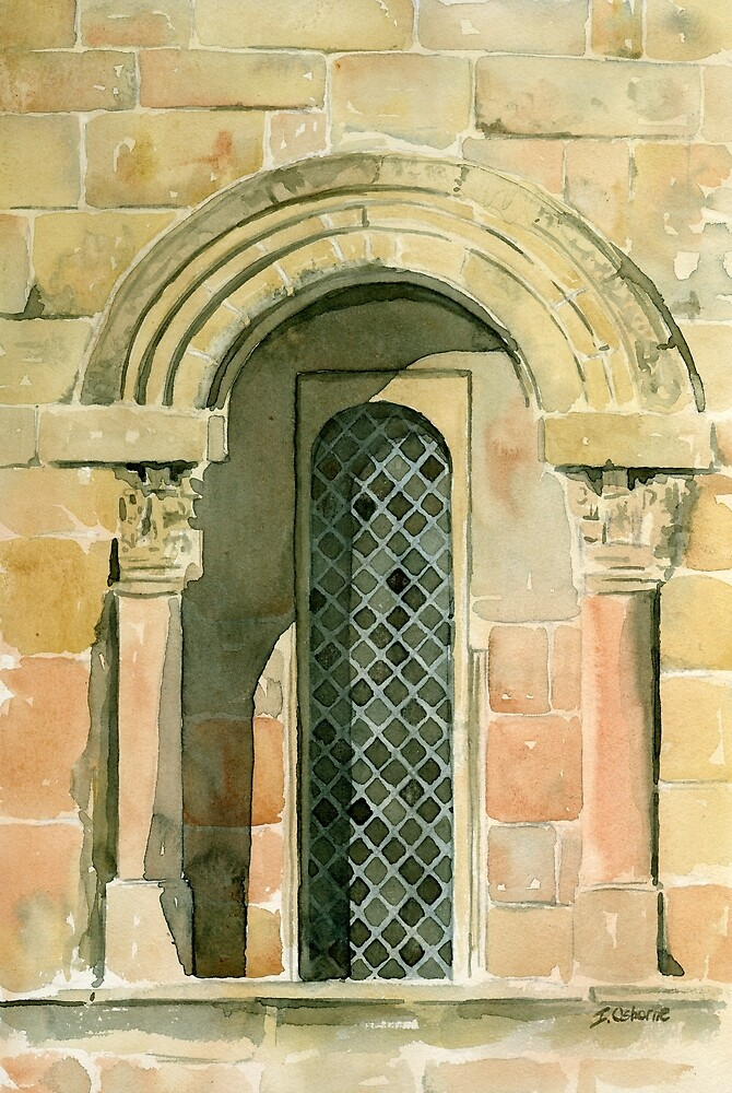 Church window by ian osborne