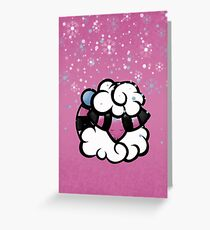 Silent Night: Flaaffy Greeting Card