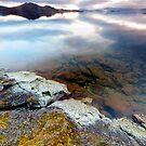 Þingvallavatn lake by Nick Jermy