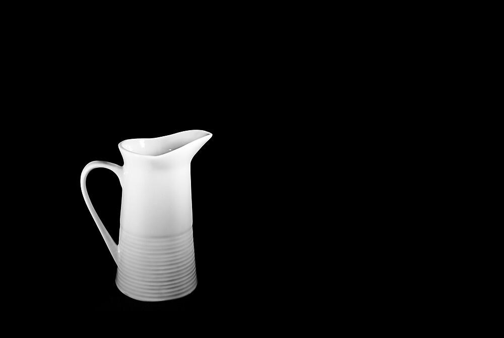 White Jug 2 by Paul Pasco