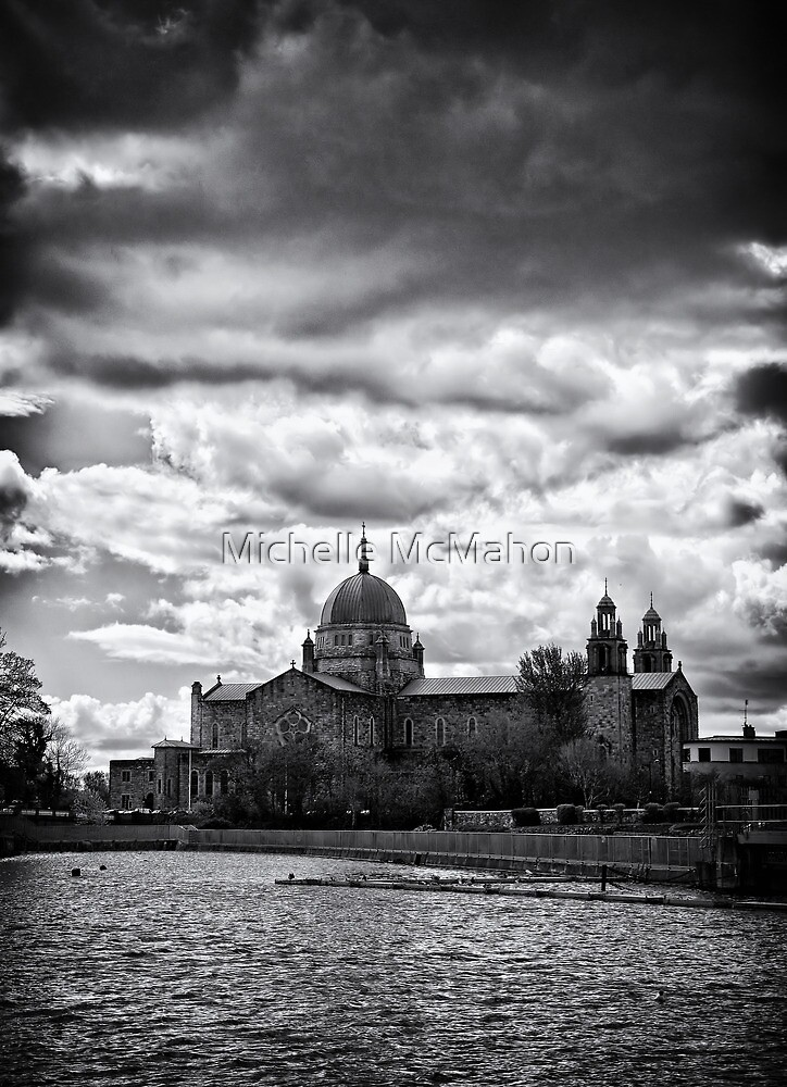 Galway Cathedral by Michelle McMahon