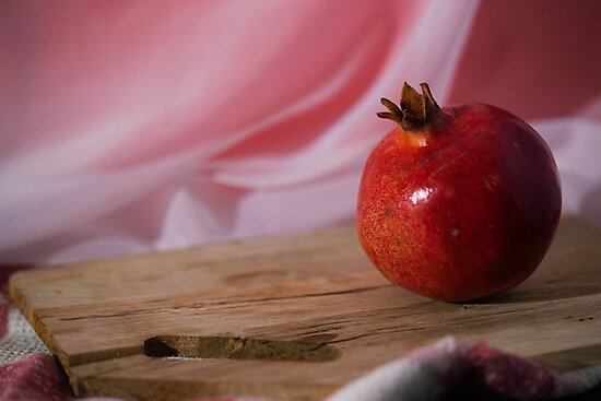 Pomegranate by Marc Neal