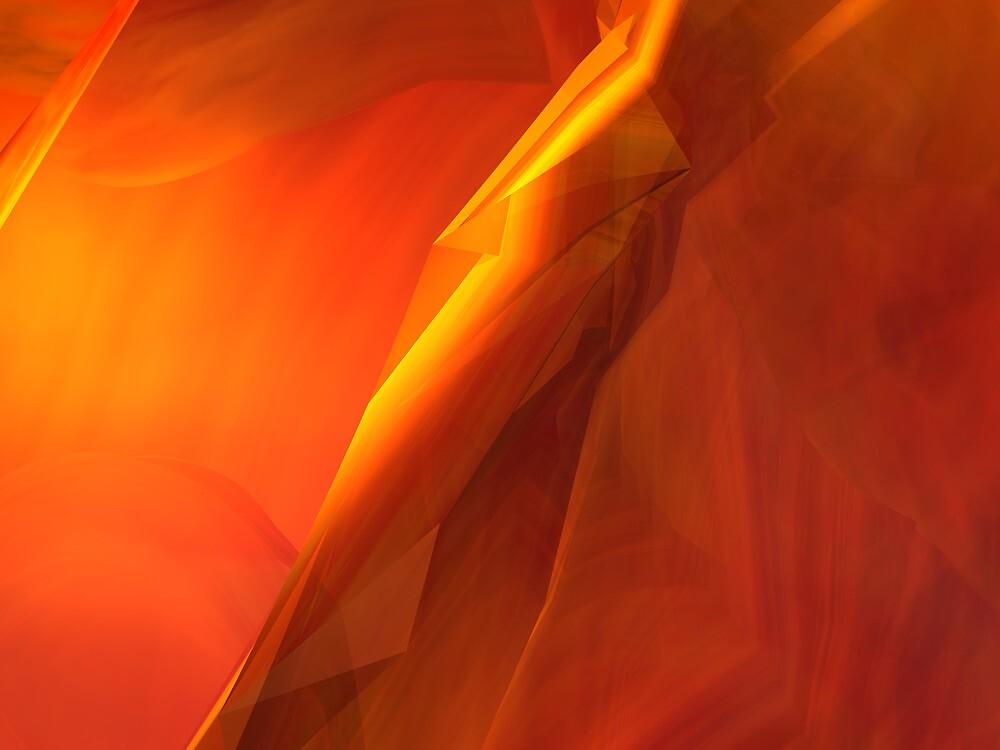 Orange III by Hugh Fathers