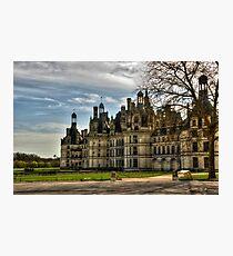 Château de Chambord Photographic Print