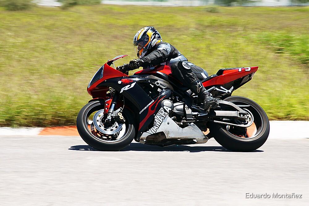 Beautiful superbike by Eduardo Montañez