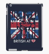 British @ Heart | iPad Case iPad Case/Skin