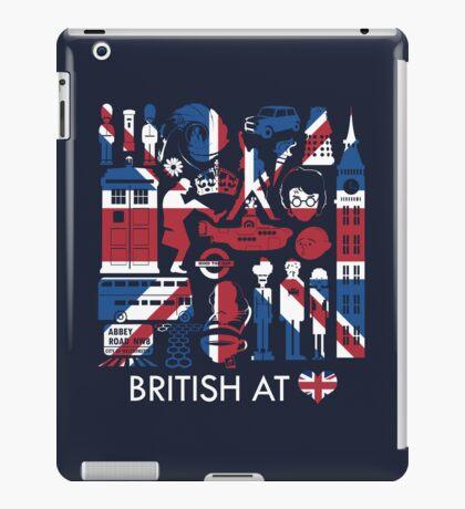 British @ Heart | iPad Case iPad Case/Skin