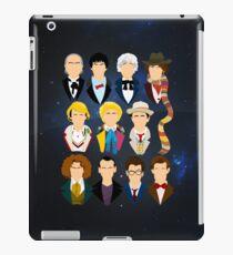 The Eleven Doctors | iPad Case iPad Case/Skin