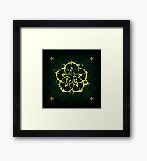 House Tyrell - Game of Thrones Framed Print