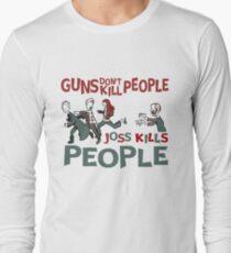 Joss Kills Long Sleeve T-Shirt