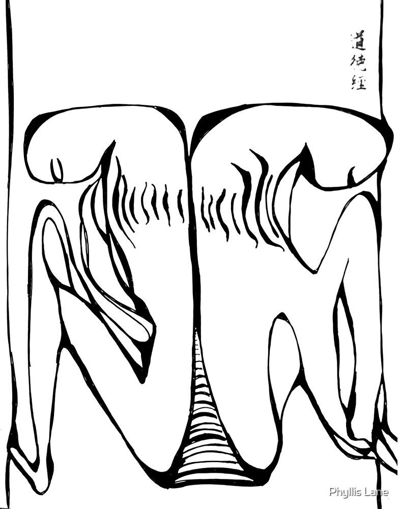 Tao 17 by Phyllis Lane