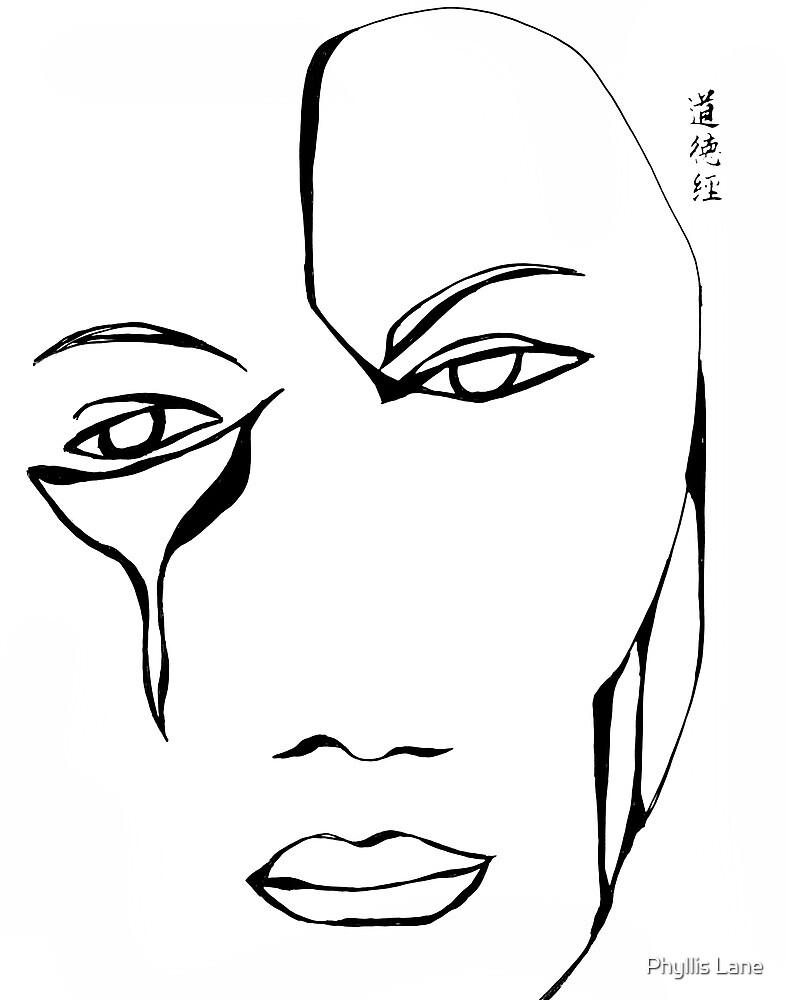 Tao 16 by Phyllis Lane