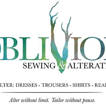 Oblivion Sewing & Alterations by KrisEgan