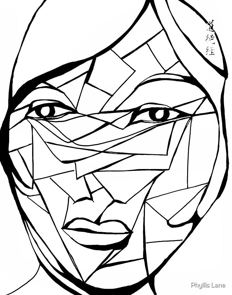 Tao 6 by Phyllis Lane