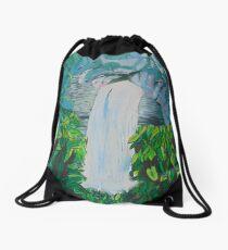 Borer's Falls Drawstring Bag