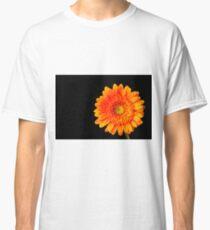 Orange Gerbera Classic T-Shirt