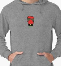 Red Han Solo Cup Lightweight Hoodie