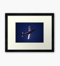 Iskra, RAAF Museum Air Pageant 2000, Australia Framed Print