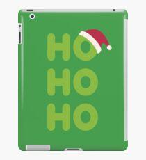 Ho-Ho-Ho Santa iPad Case/Skin