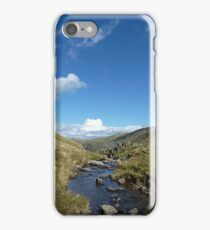 Landscape The Lake District iPhone Case/Skin