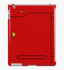 Pokedex Pad iPad Case/Skin