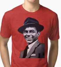 Frank Sinatra Tri-blend T-Shirt
