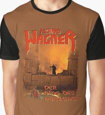 Wagner - Der Ring des Nibelungen Graphic T-Shirt