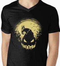 Jack's Nightmare Men's V-Neck T-Shirt