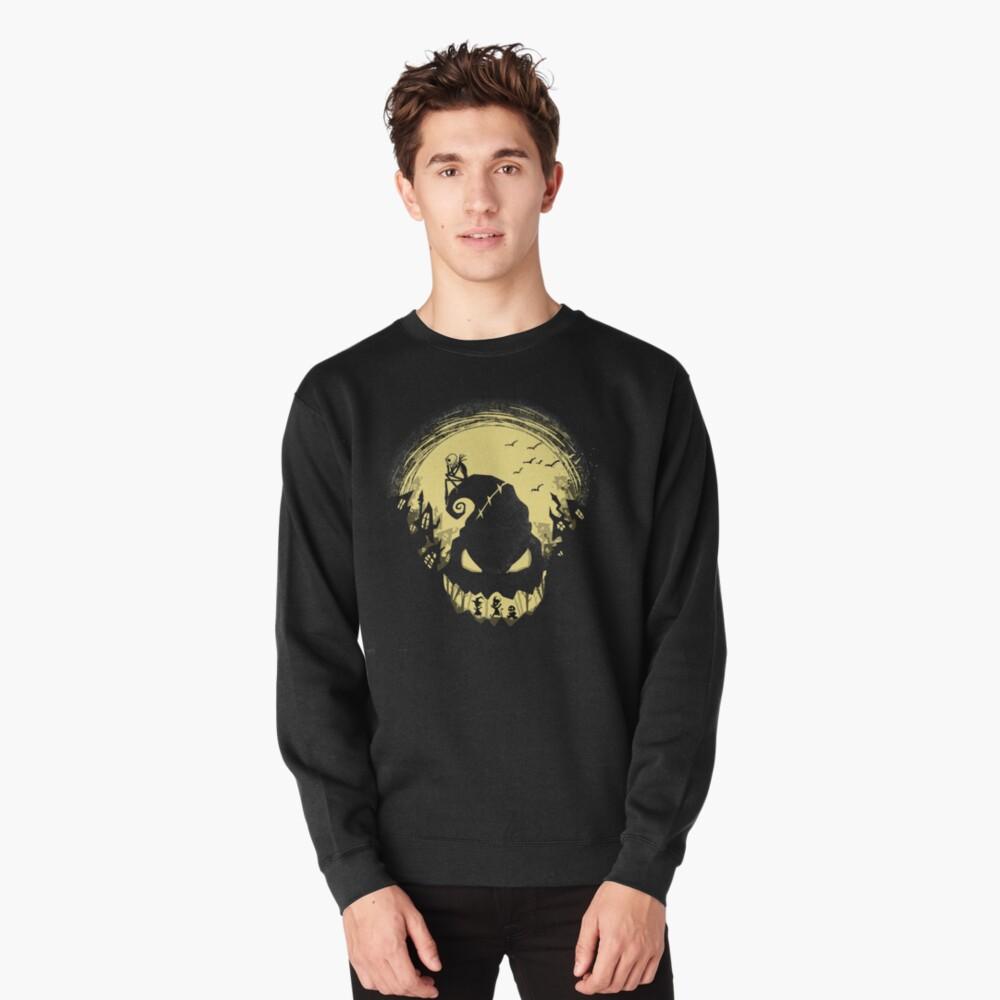 Jack's Nightmare Pullover Sweatshirt