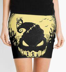 Jack's Nightmare Mini Skirt
