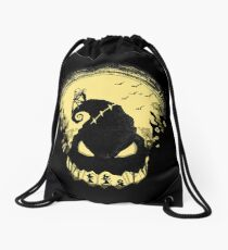 Jack's Nightmare Drawstring Bag
