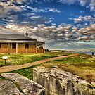 South Head Lightkeepers House by Jason Ruth