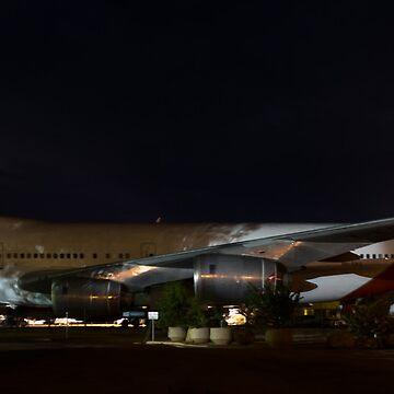 Strike 747 * Longreach Queensland by Dinkss