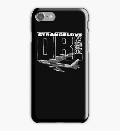 strangelove [dr] iPhone Case/Skin