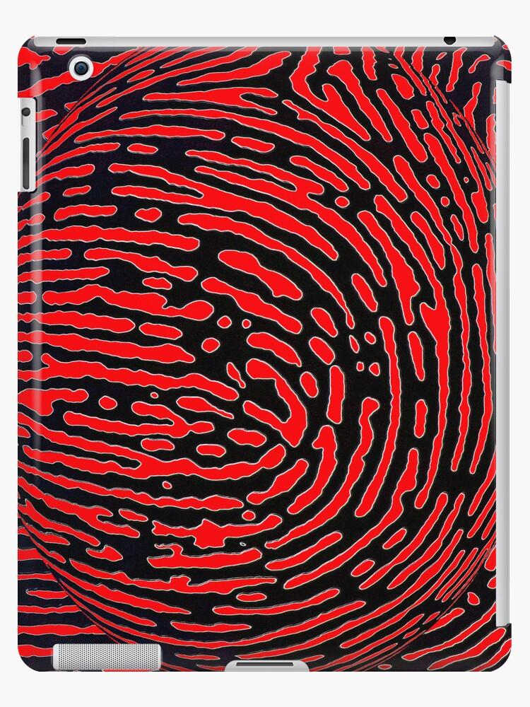 Fingerprint Bubble by John Gaffen