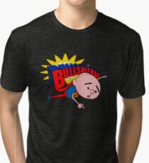 Bullshit Man - Karl Pilkington T Shirt Tri-blend T-Shirt