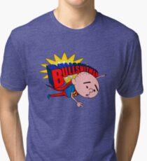 Bullshit Man - Karl Pilkington T Shirt Tri-blend T-Shirt