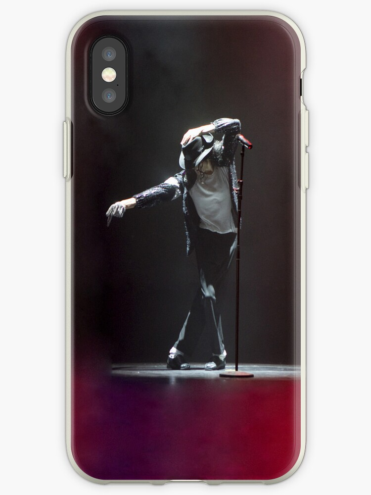 michael jackson iphone cover by shaun965