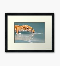 Tony Montana Framed Print
