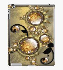 TwistedWithGold-IPad cases iPad Case/Skin