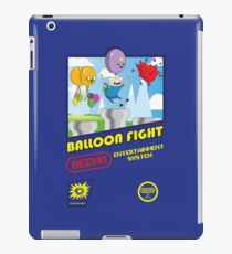 Adventure in Balloon Fighting iPad Case/Skin