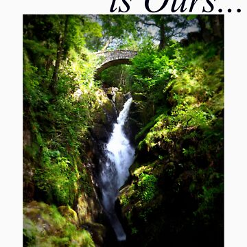 This Place IS Ours... Waterfall by AandF