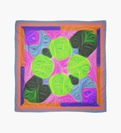#DeepDream Color Squares Visual Areas 5x5K v1448212784 Scarf