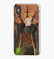 Cullen Rutherford: Inquisitor iPhone Case