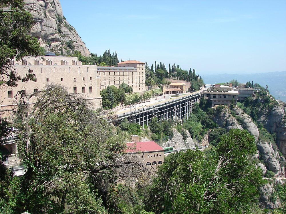 Mountain Montserrat II. - Spain by Natas